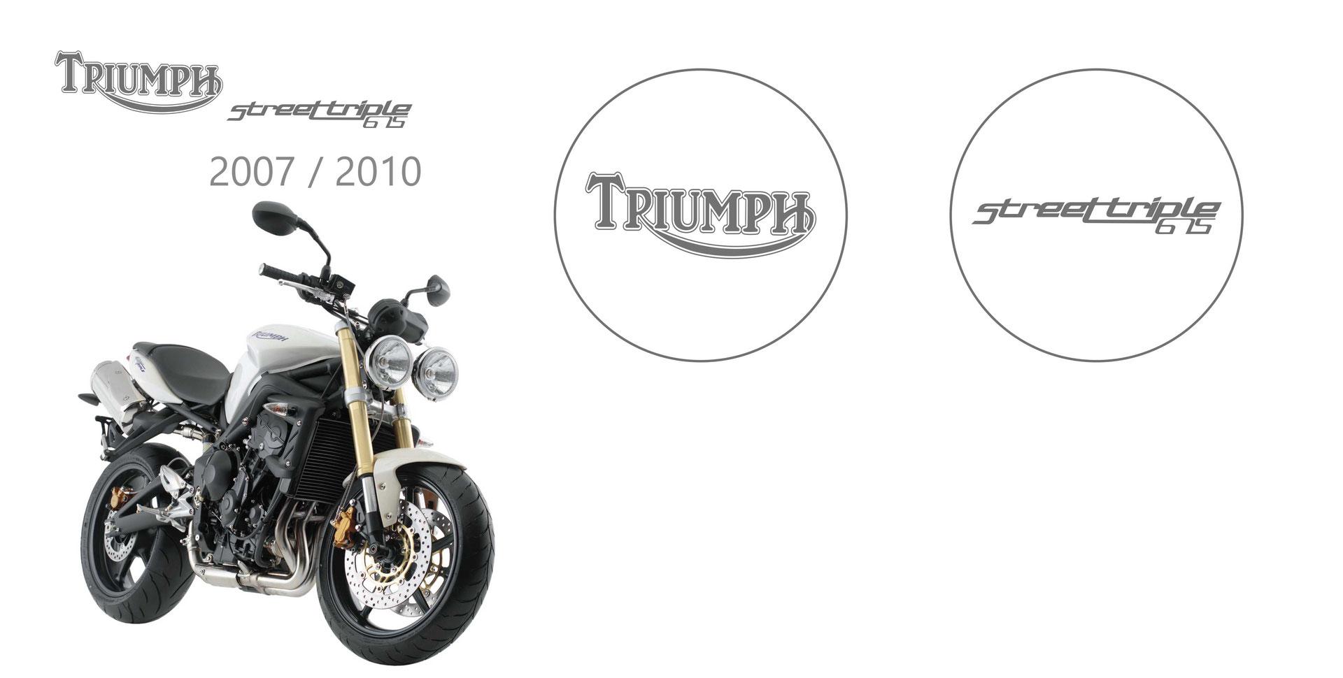 triumph street triple 2007-2010