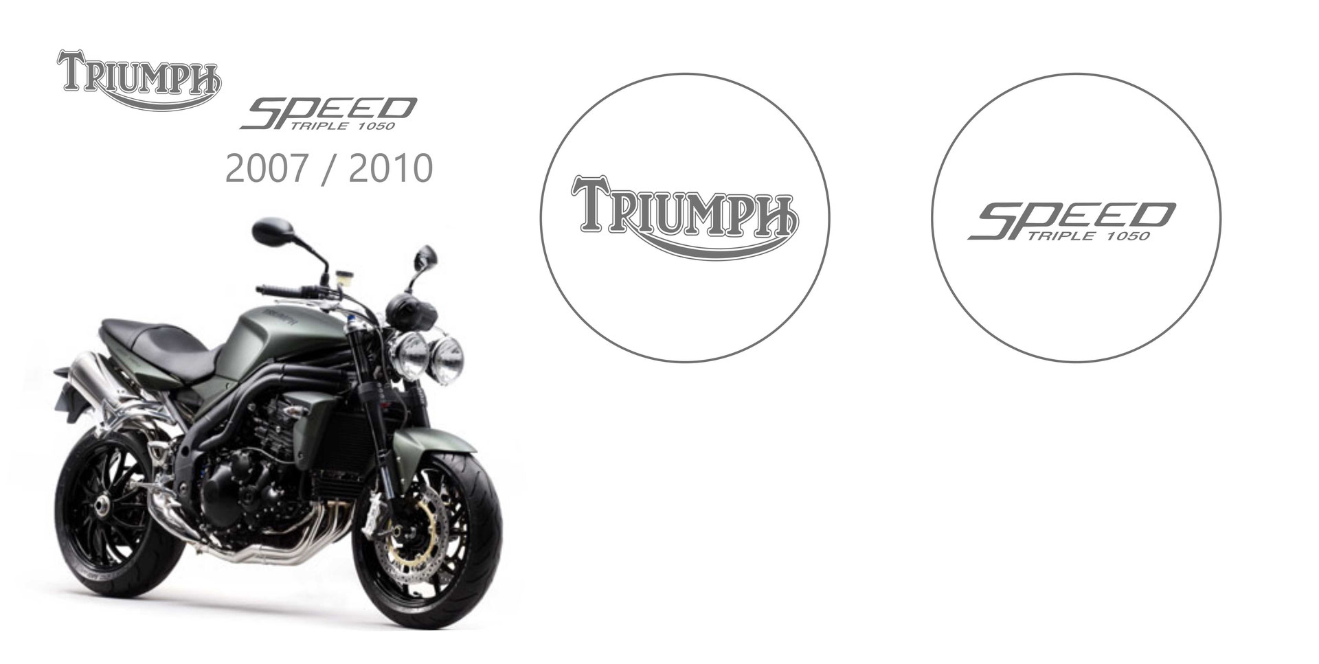 triumph speed triple 2007-2010