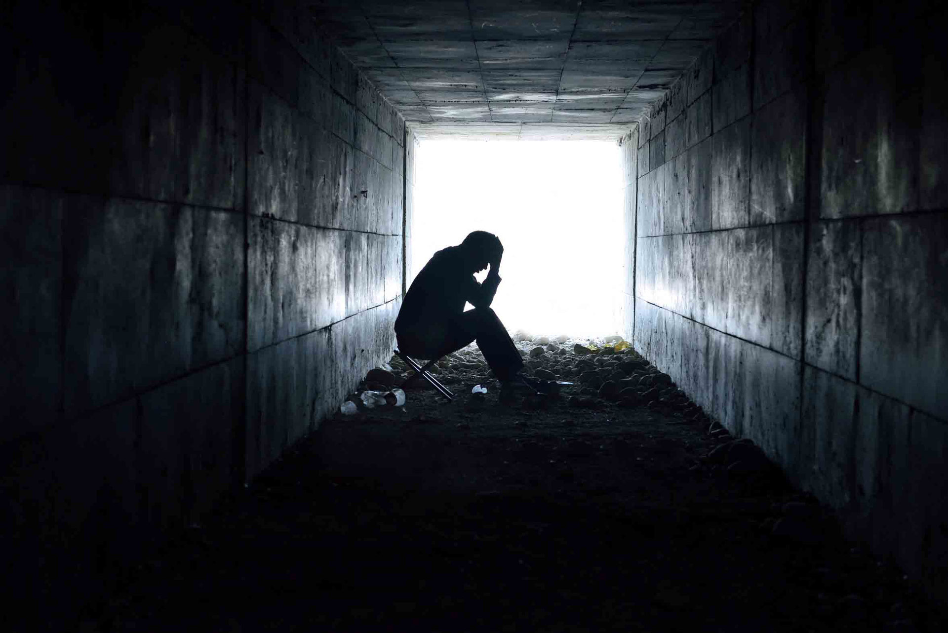 reaktive depression