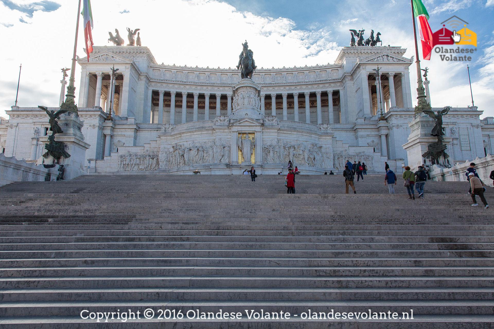 Piazza Venezia Rome - Informatie Rome, bezienswaardigheden ...