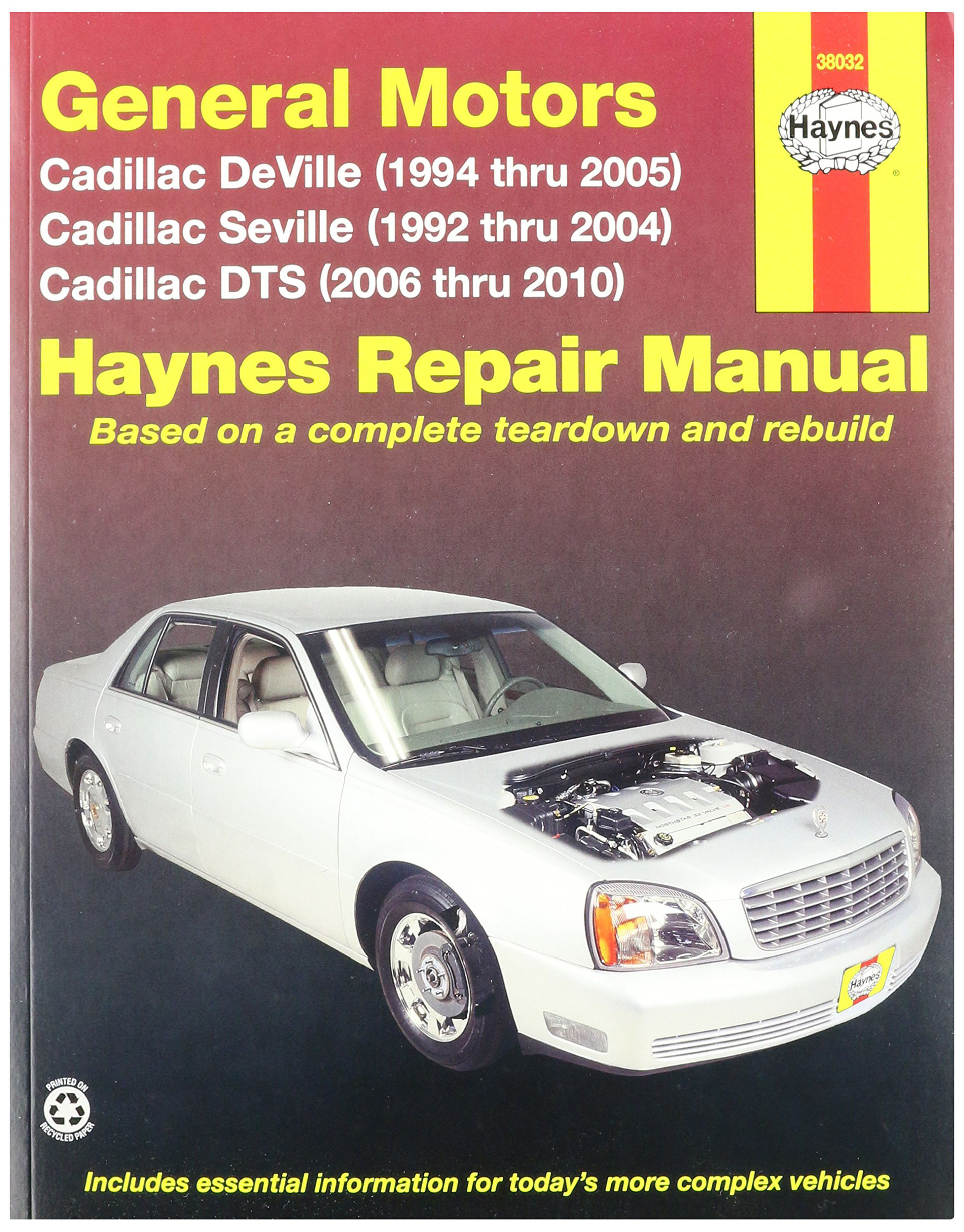 Cadillac SEVILLE - Wiring DiagramsAutomotive manuals - Wiring Diagrams