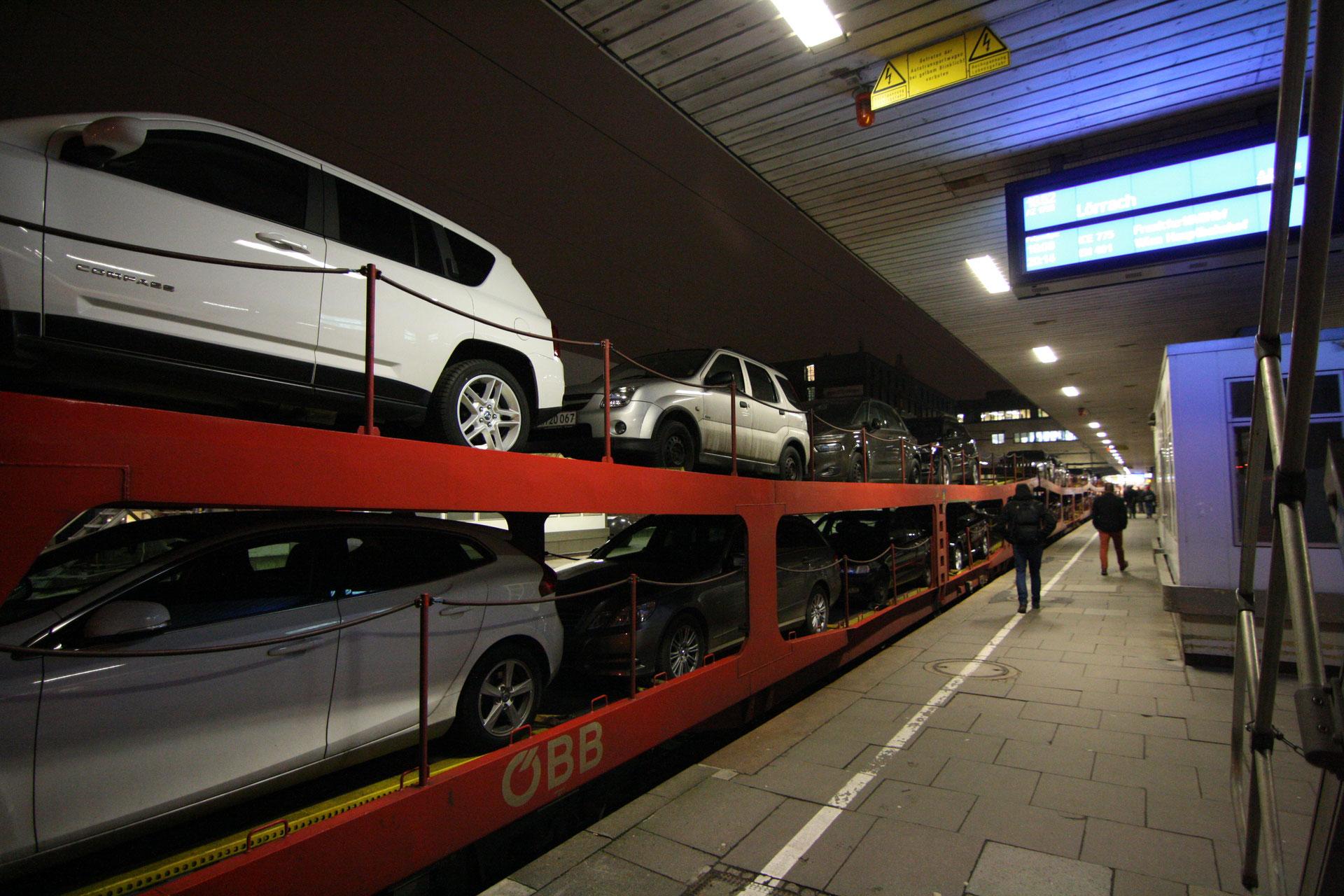 autozug düsseldorf innsbruck