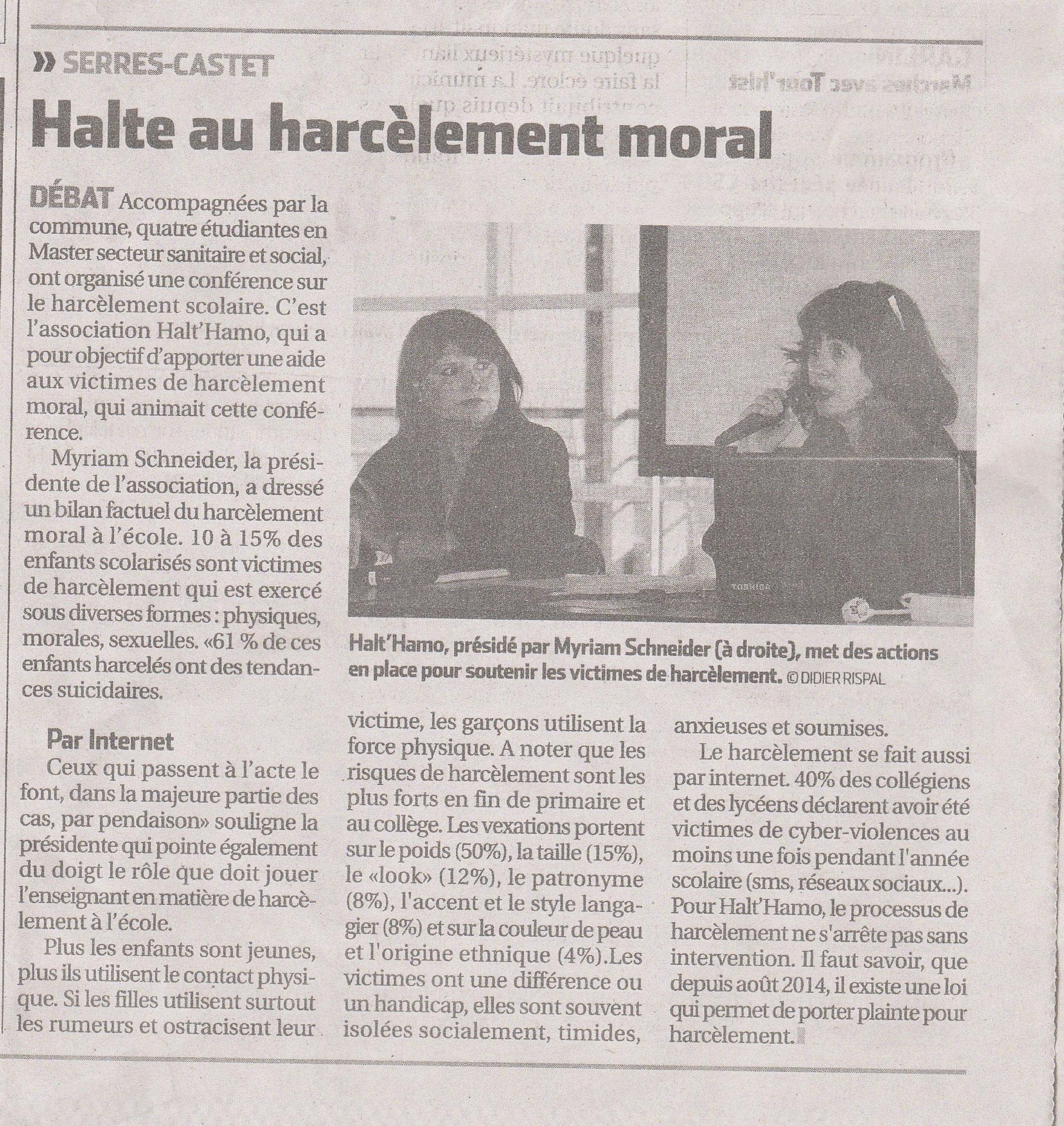Le Harcelement Entre Eleves Site De Halthamo64
