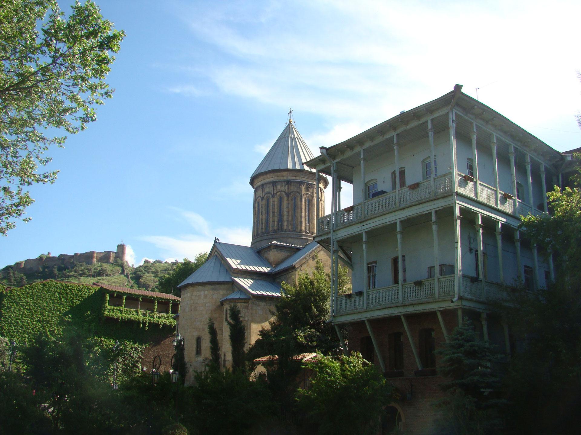Sites de rencontres Géorgie Tbilissi