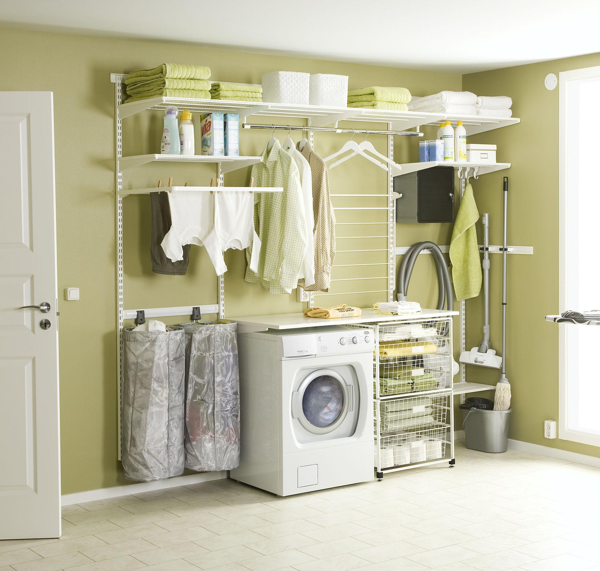 Hauswirtschaftsraum Optimal Einrichten Hauswirtschaftsraum Schaub