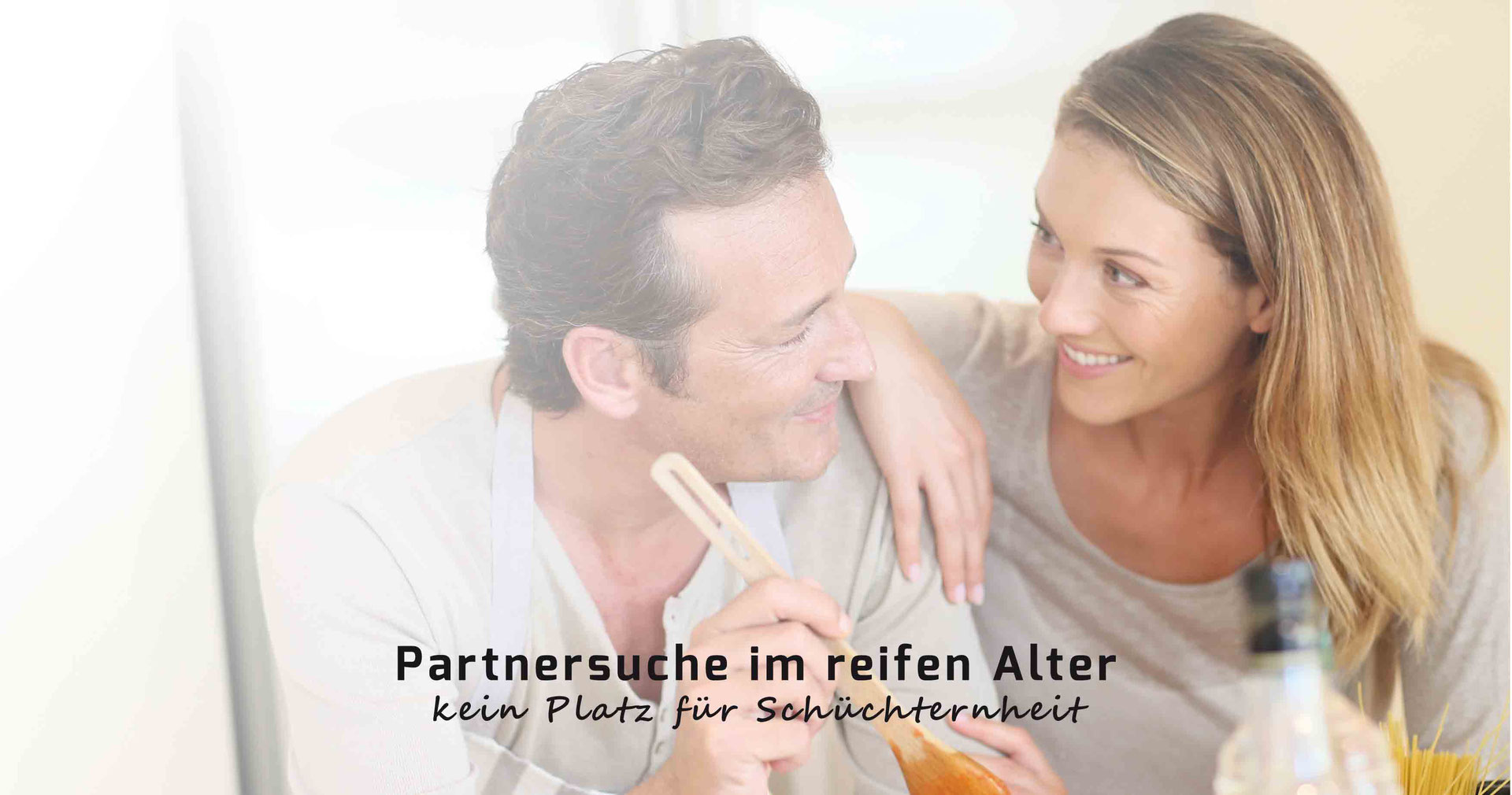 Partnersuche im alter