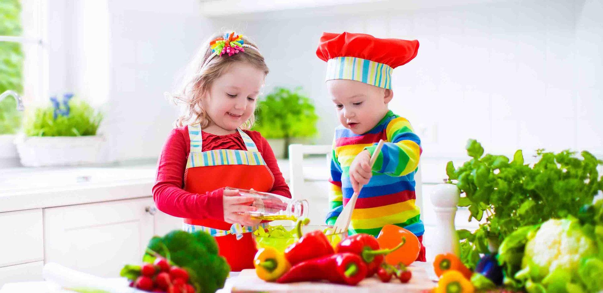 Kochen freunde kennenlernen