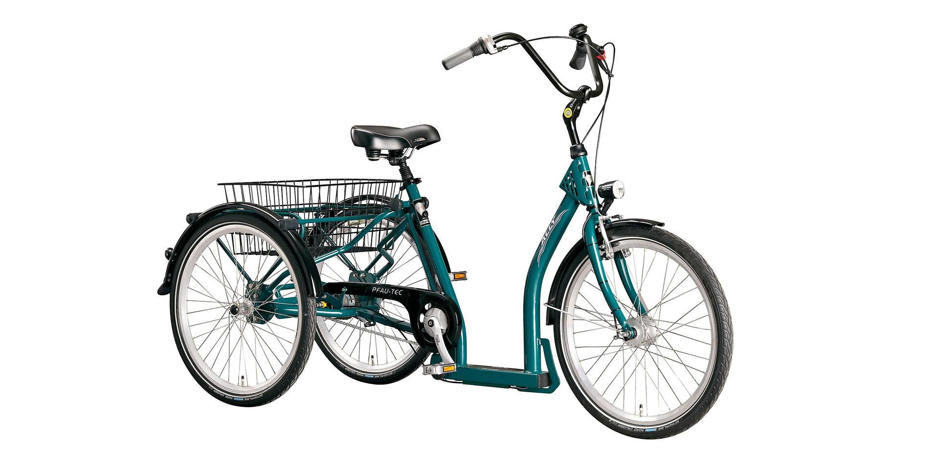 Dreirad oder Fahrrad - sicher und stabil sein - Dreirad ...