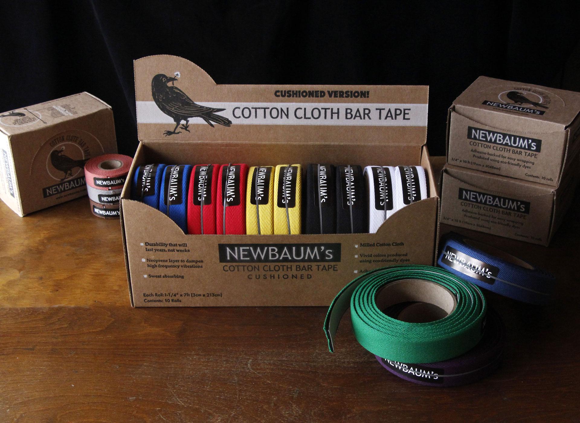 Newbaum/'s Cloth Bar Tape Brown