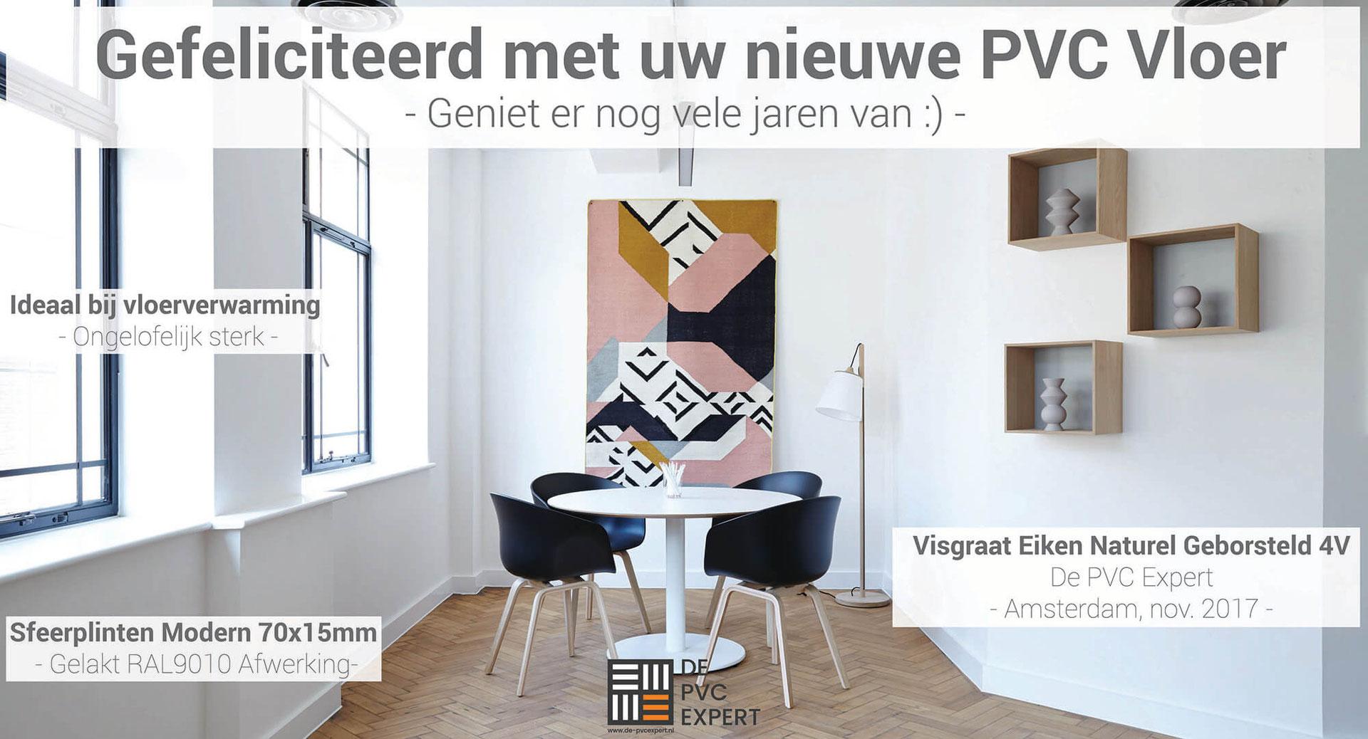 Pvc Vloeren Amsterdam : Offerte op maat de pvc expert