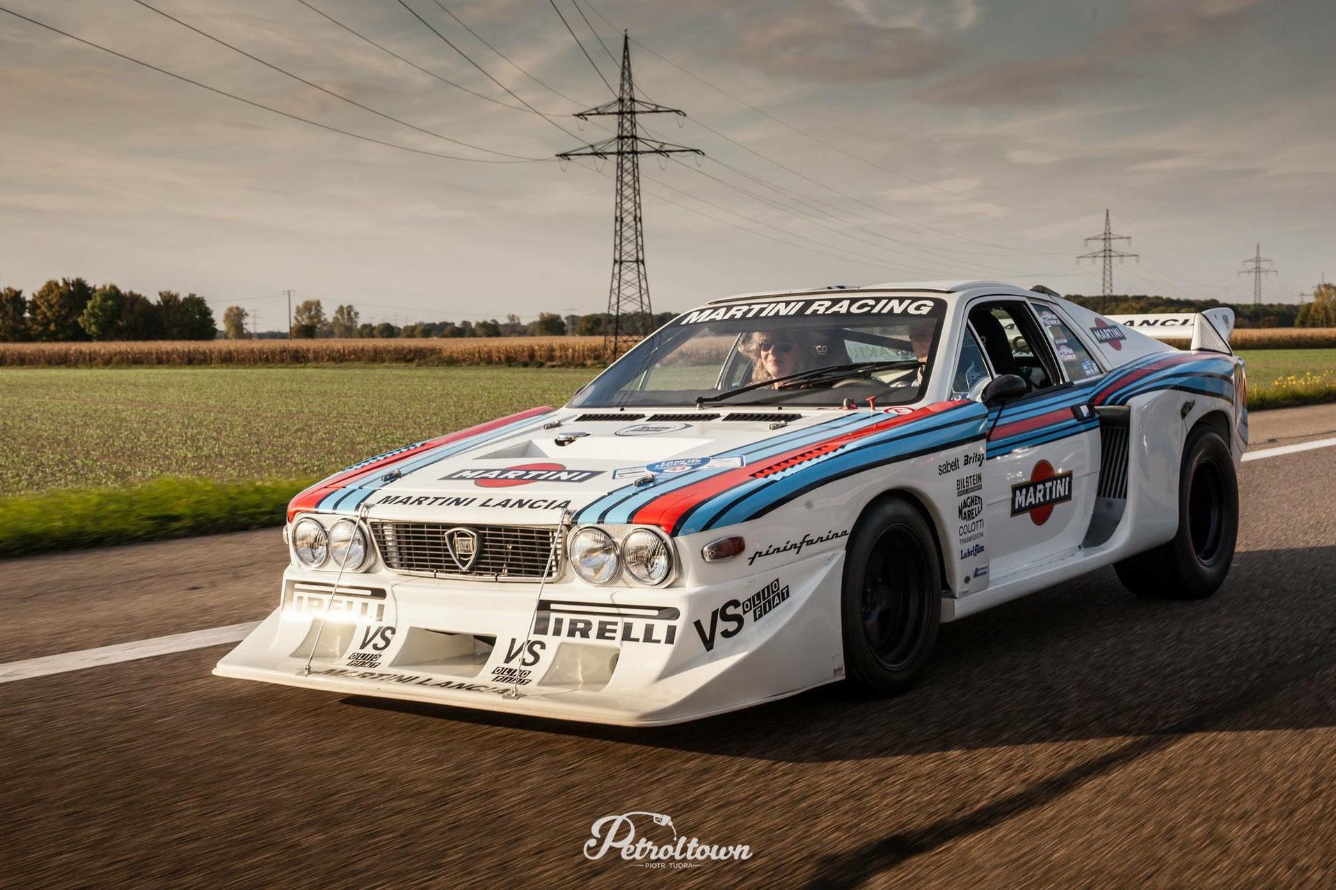 Lancia Beta Montecarlo Turbo Gr  5