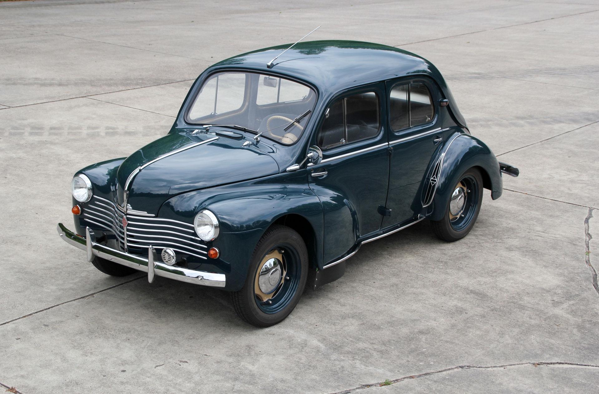 renault 4cv 1951