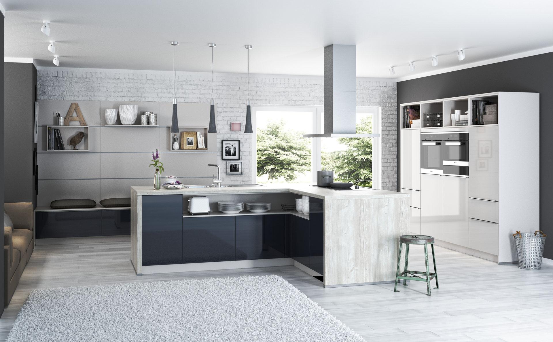Küchen nach Mass - Experten für Küche und Bad aus Peiting
