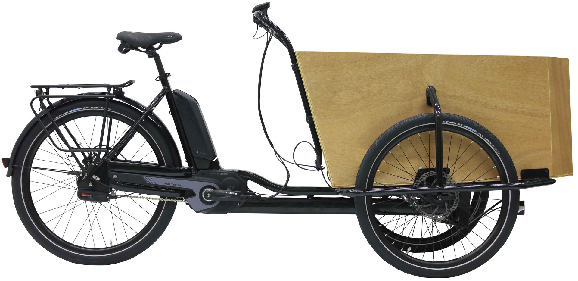 Hercules Porter E Lasten E-Bike