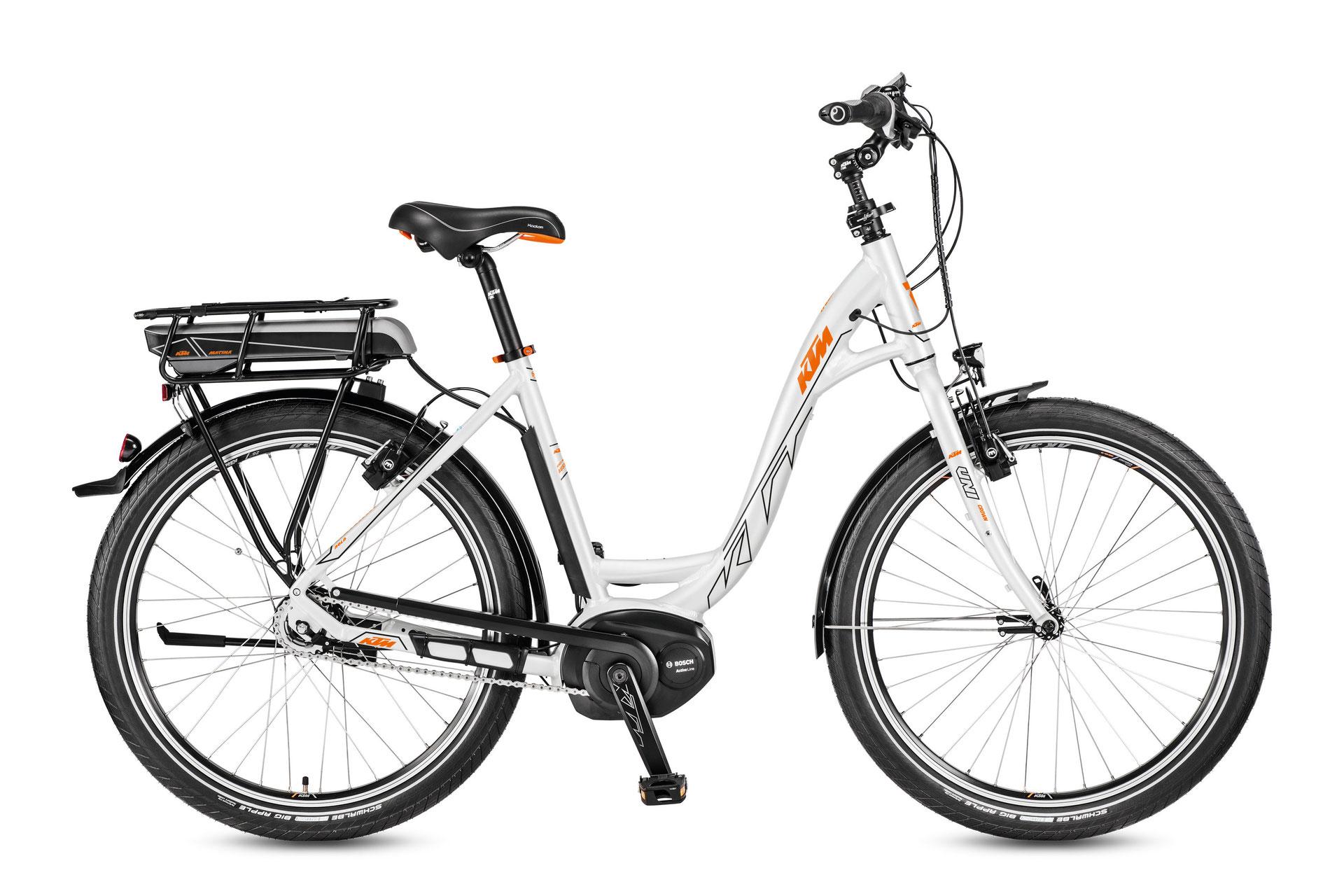 ktm macina bold city e bikes 2017 jetzt probefahren e. Black Bedroom Furniture Sets. Home Design Ideas