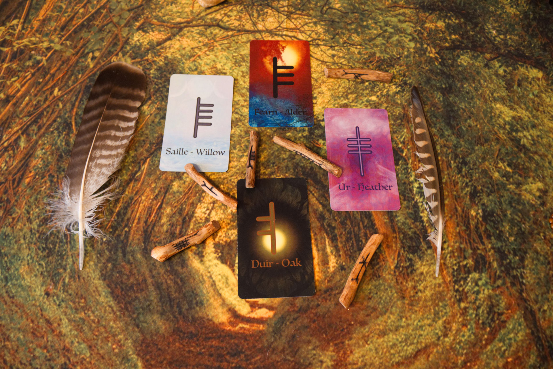 Tarot & other Divination Tools - Tales Unfold Free Tarot and Oracle