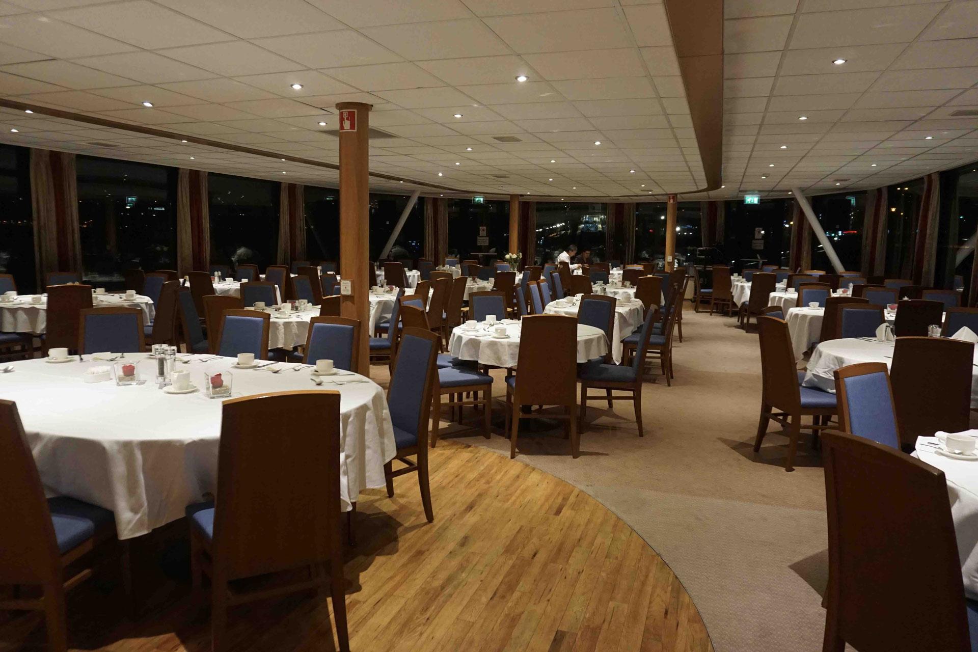 MS Rhein Melodie Panorama Restaurant