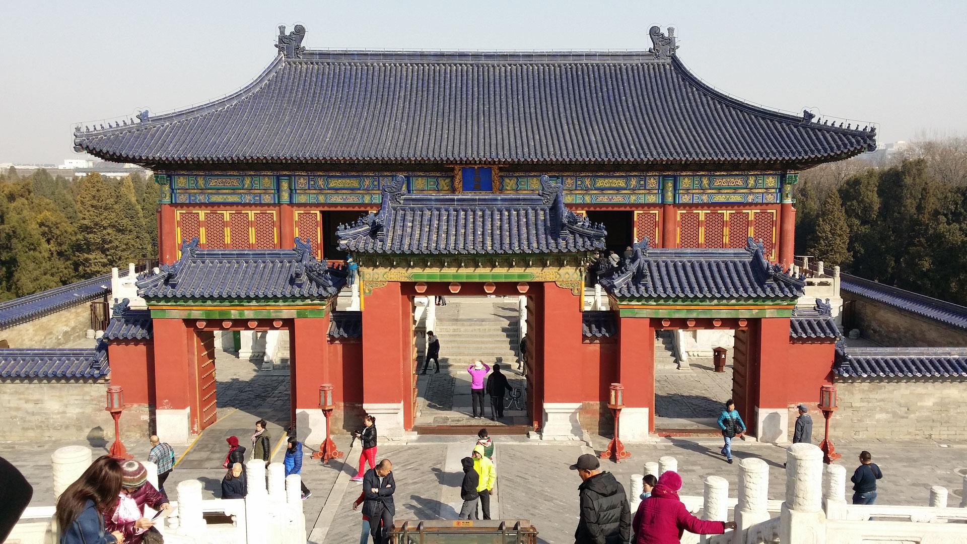 China Tag 2 - Peking - Reiseberichte & Tipps