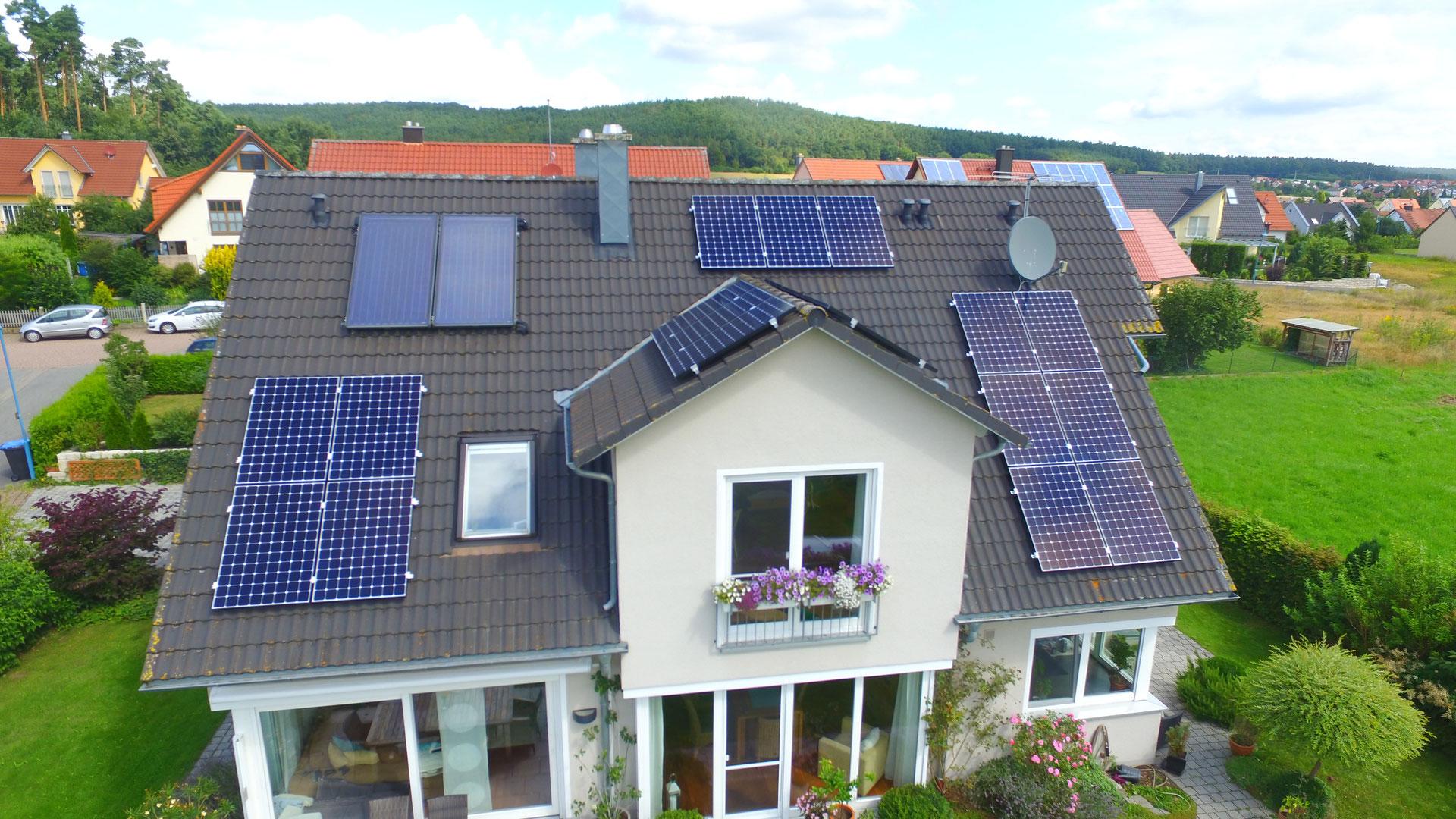strom wird teuerer setzen sie auf steca solarstrom. Black Bedroom Furniture Sets. Home Design Ideas