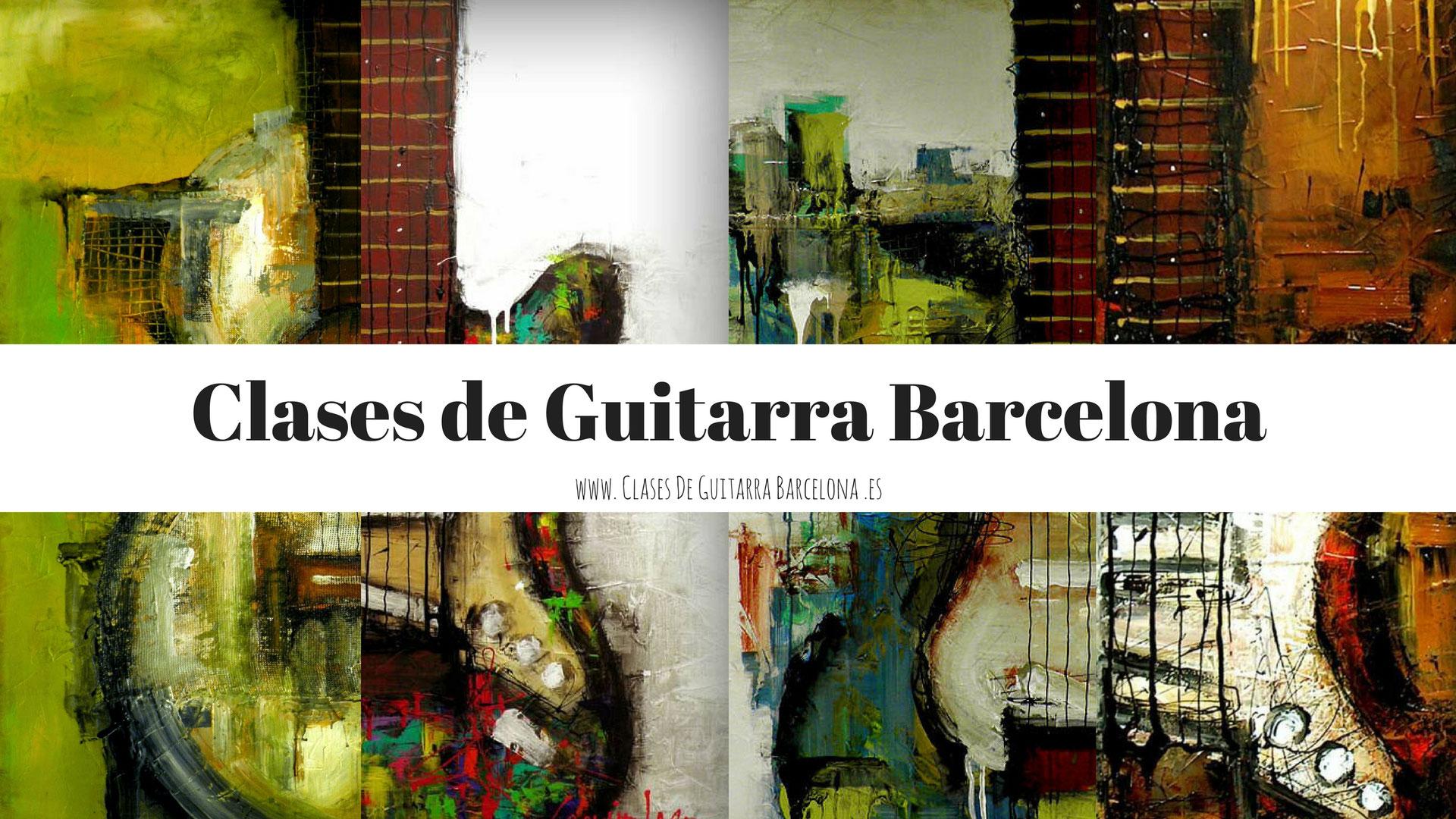 Clases de guitarra barcelona clases de guitarra barcelona for Guitarras barcelona