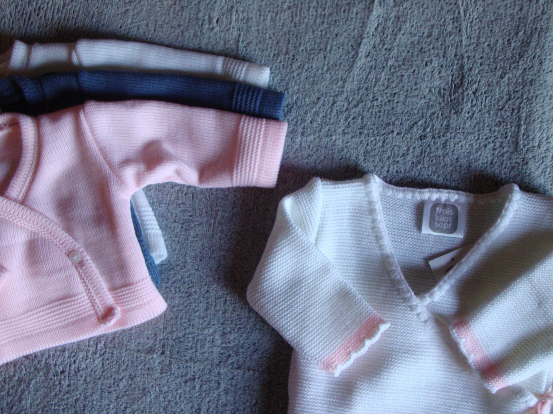 ba03f3baa43c2 brassières et cardigans bébé - Vêtements bébés prématurés et nouveaux nés.  Ptitpanda