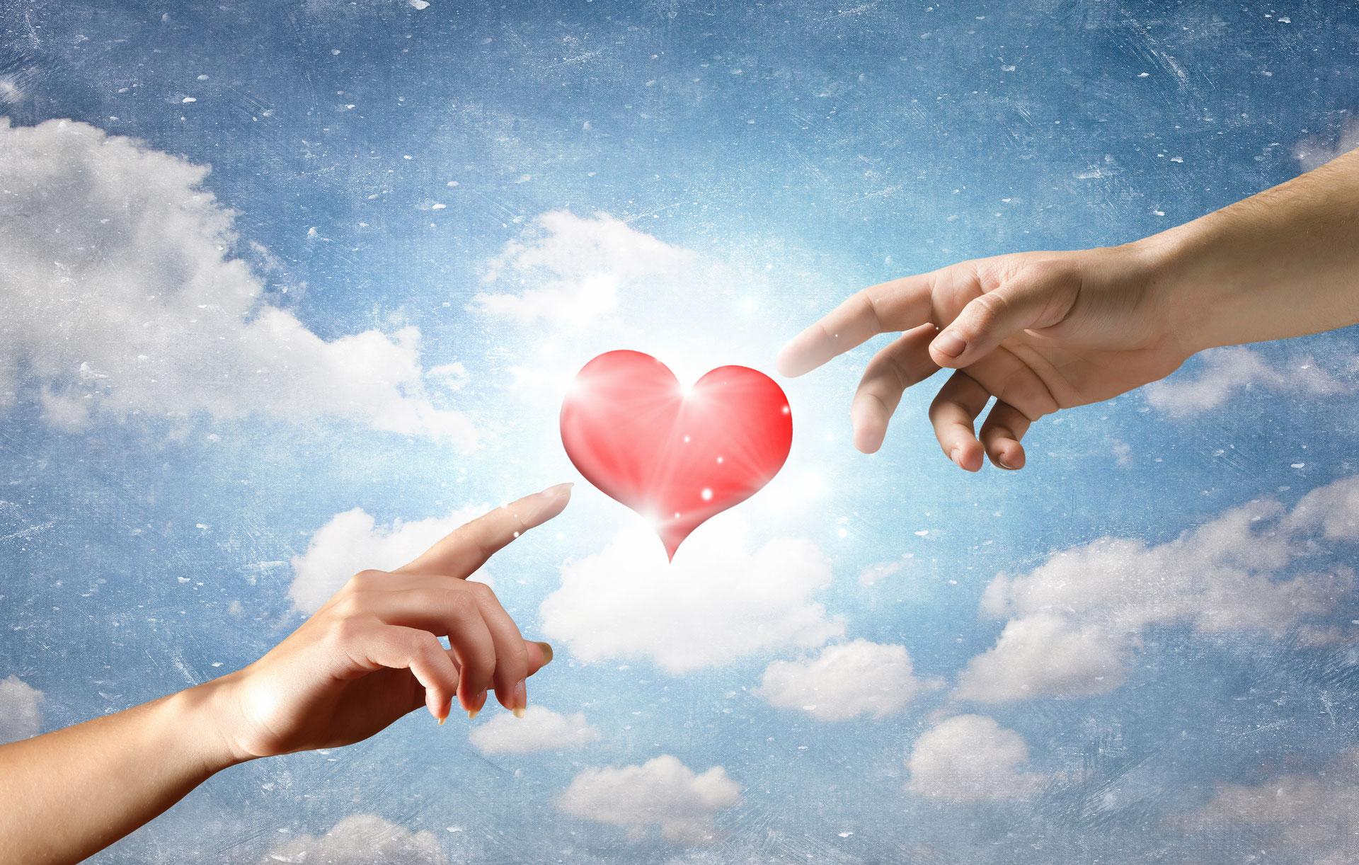 Liebe Gottes