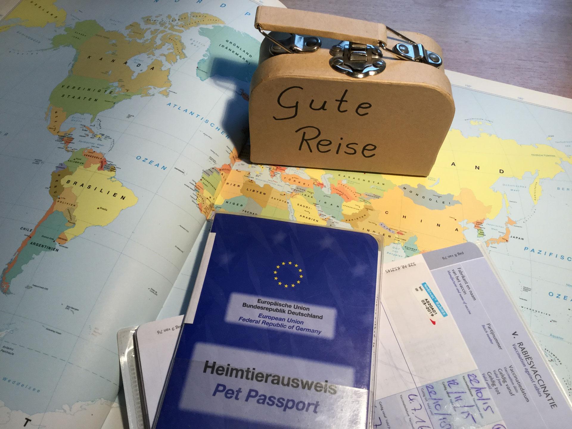 Ausreisebestimmungen