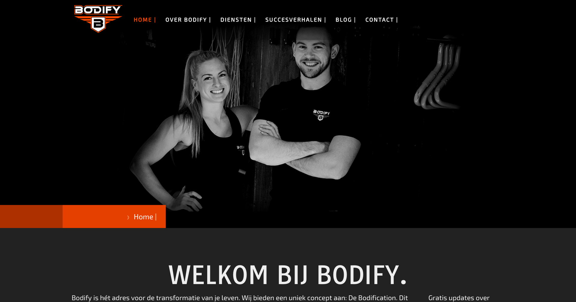 Personal trainer website step by step guide jimdo 1betcityfo Images