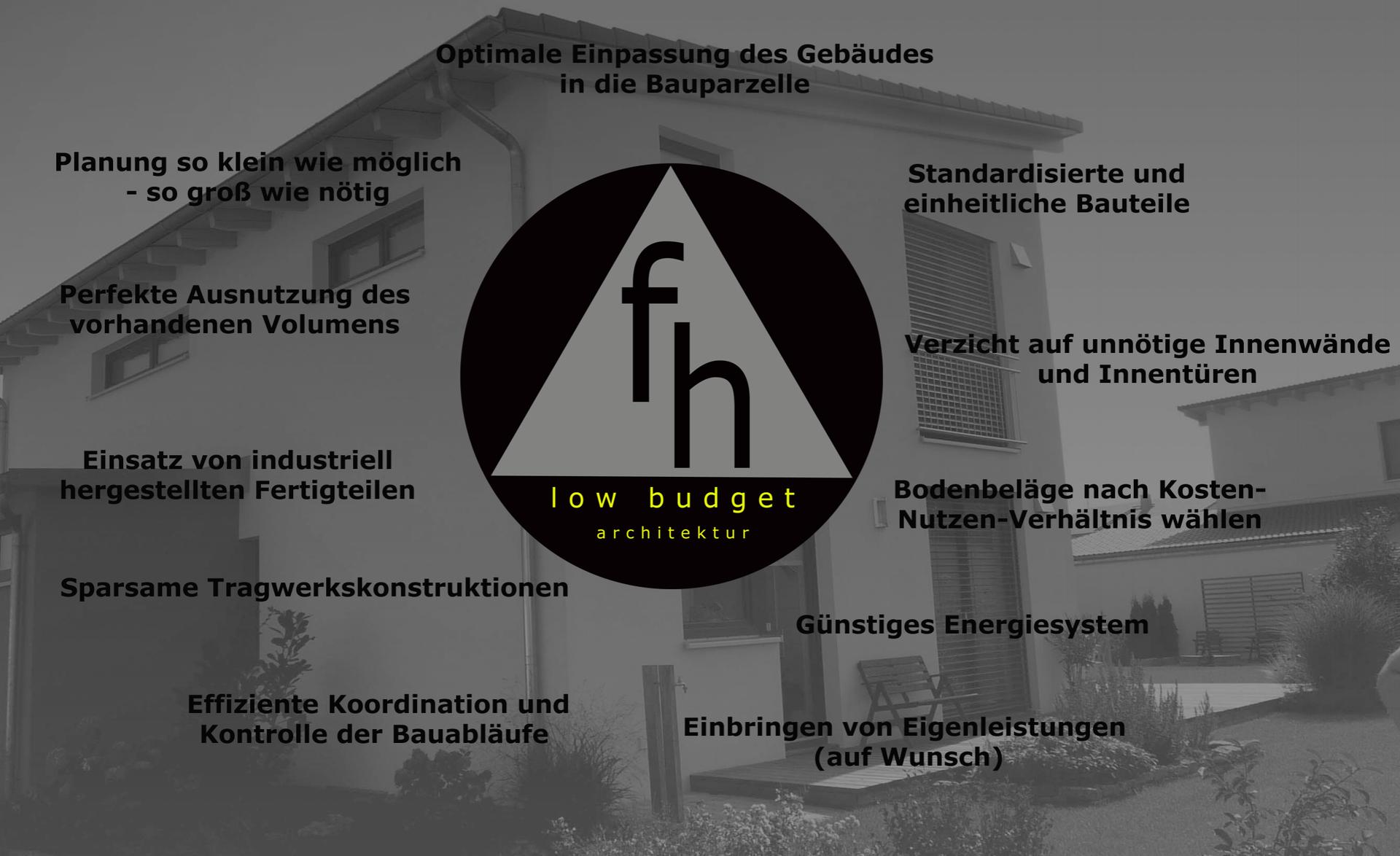 Attraktive Architektur zu bezahlbaren Preisen | Unser Low ...