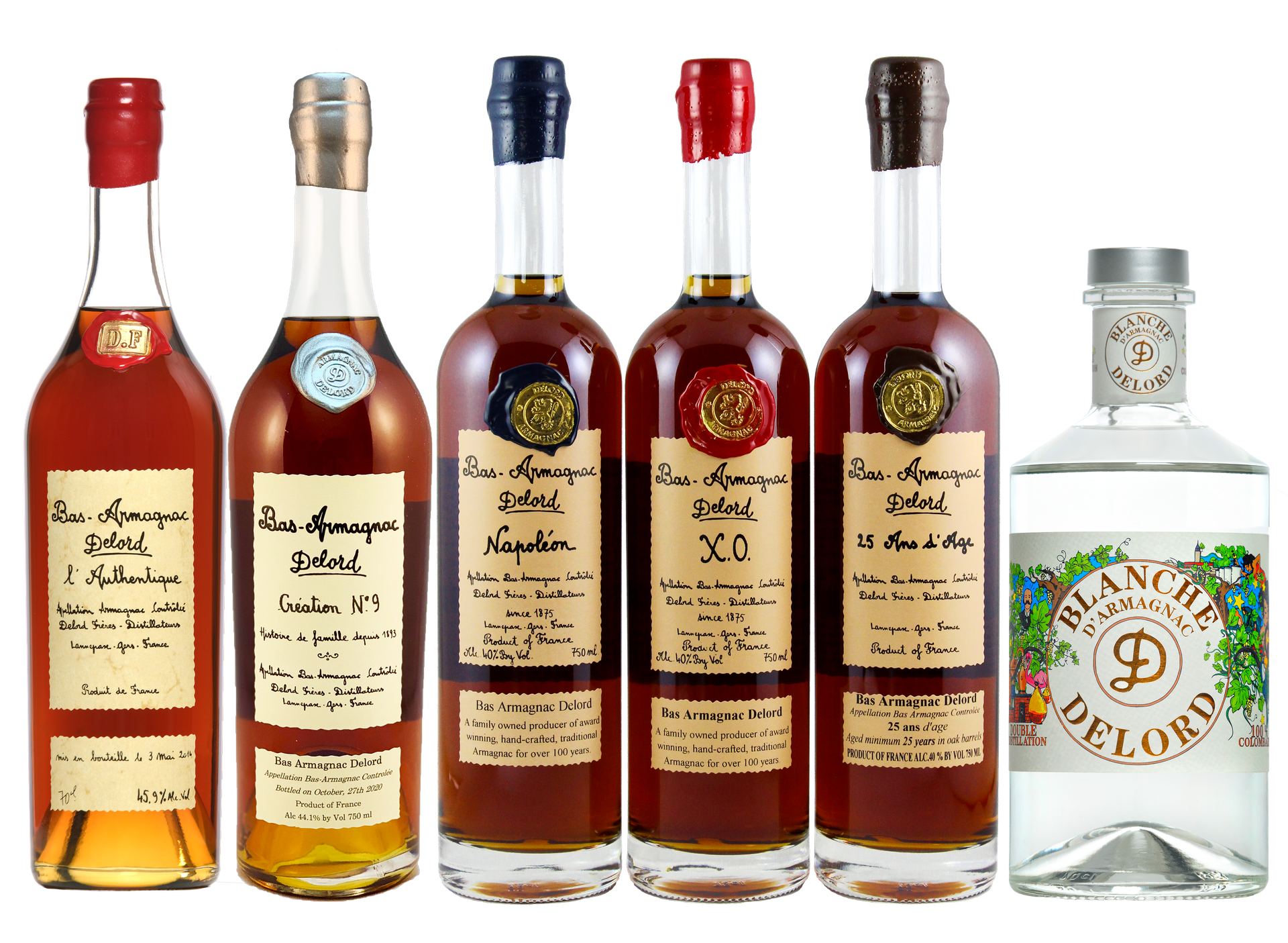 Delord Bas Armagnac - Importers of French Armagnac