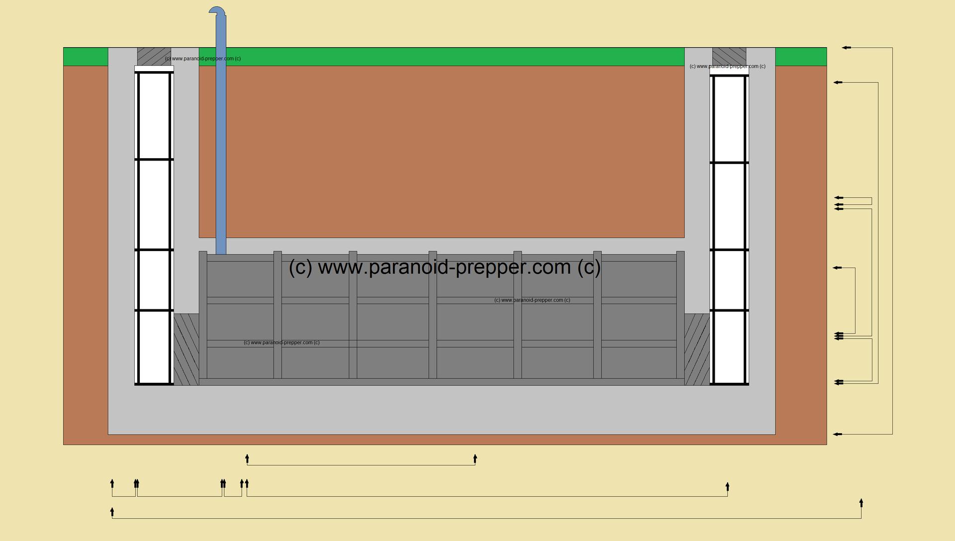bunker bunkerbau luftschutzkeller prepper deutschland. Black Bedroom Furniture Sets. Home Design Ideas