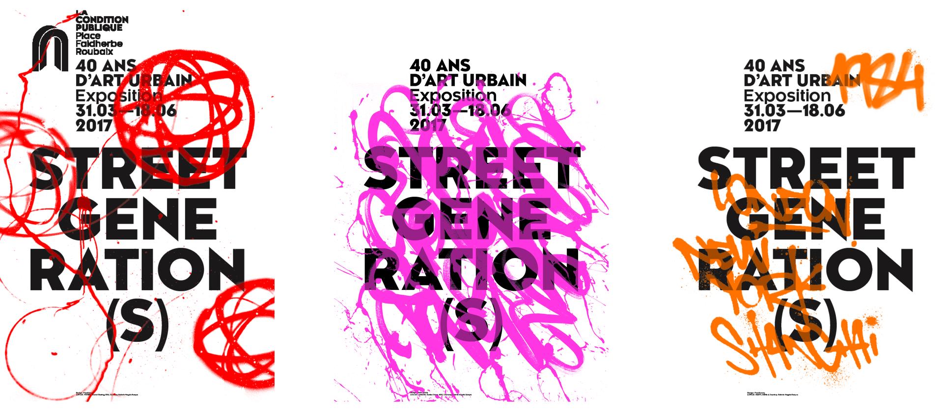 street generation(s) : 40 ans d'art urbain a roubaix - slave 2.0