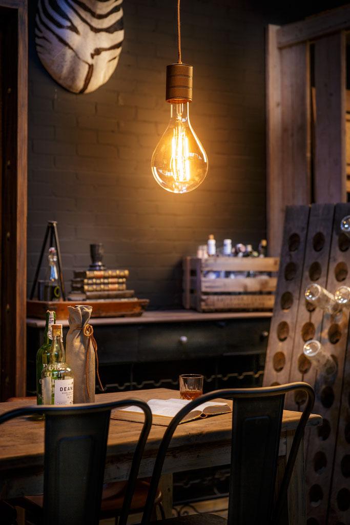 trendige vintage retro lampen ihr zuhause in neuem licht schlichtlicht. Black Bedroom Furniture Sets. Home Design Ideas