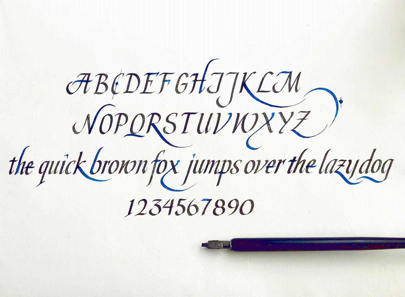Kalligraphien