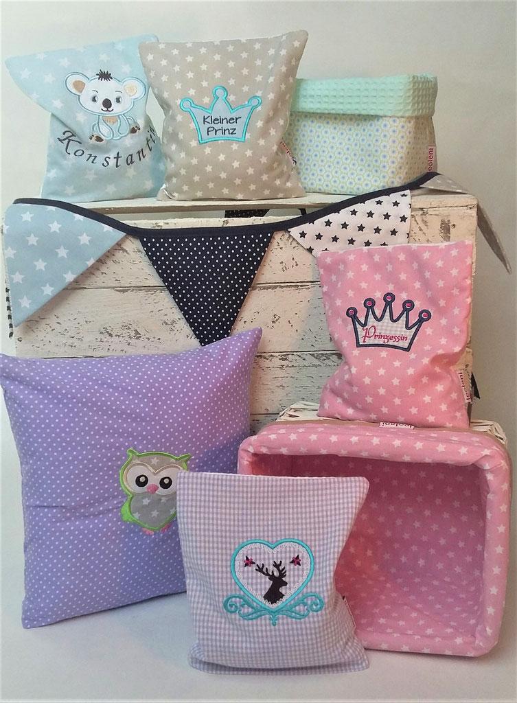 leoleni textilien accessoires f r kinder. Black Bedroom Furniture Sets. Home Design Ideas