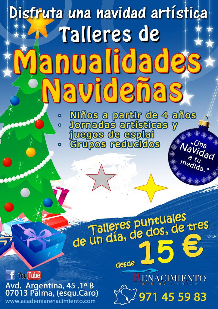 Actividades Semana Santa Y Navidad Mallorca Academia Renacimiento