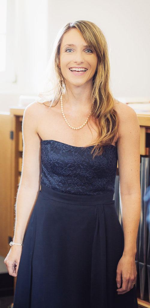 Sangerin Maria Brandt Dortmund