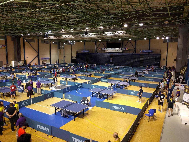 Championnat de france tennis de table site du cdsa22 - Champion de france tennis de table ...