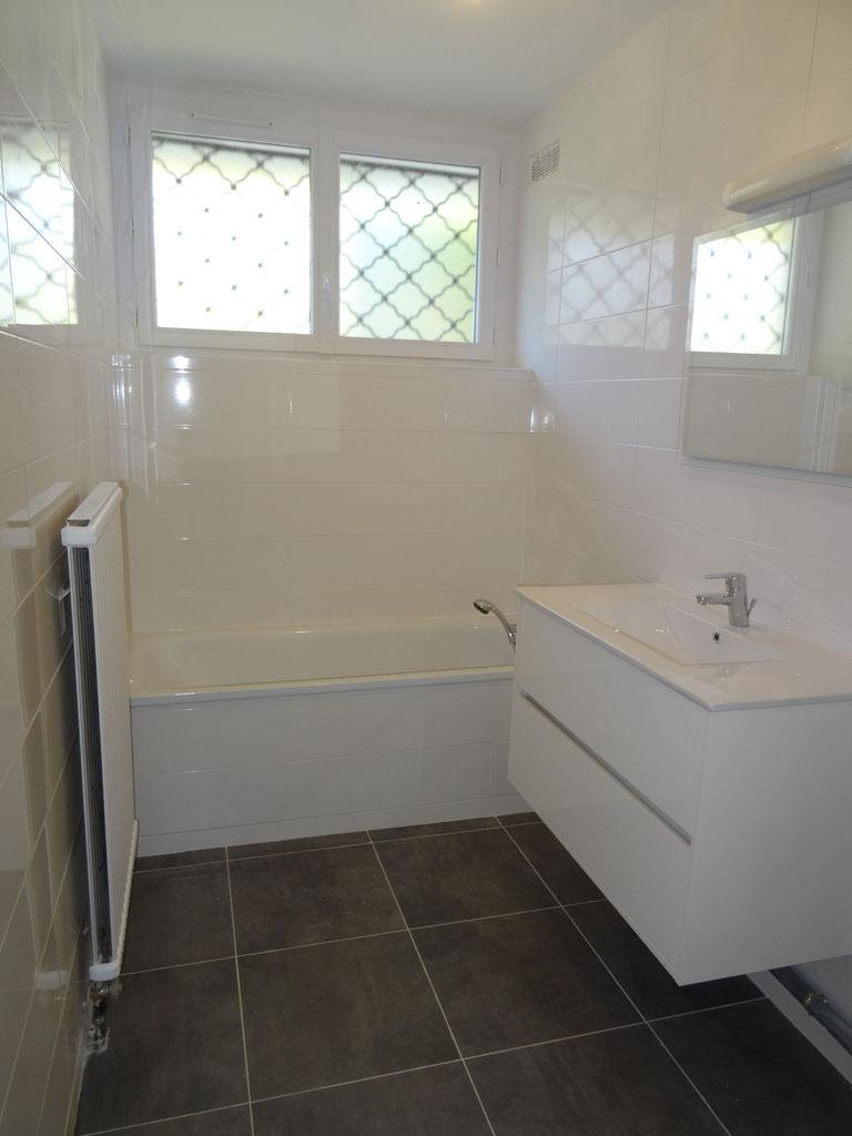 Salle De Bain Montpellier rénovation d'une salle de bain sur montpellier - sigma habitat