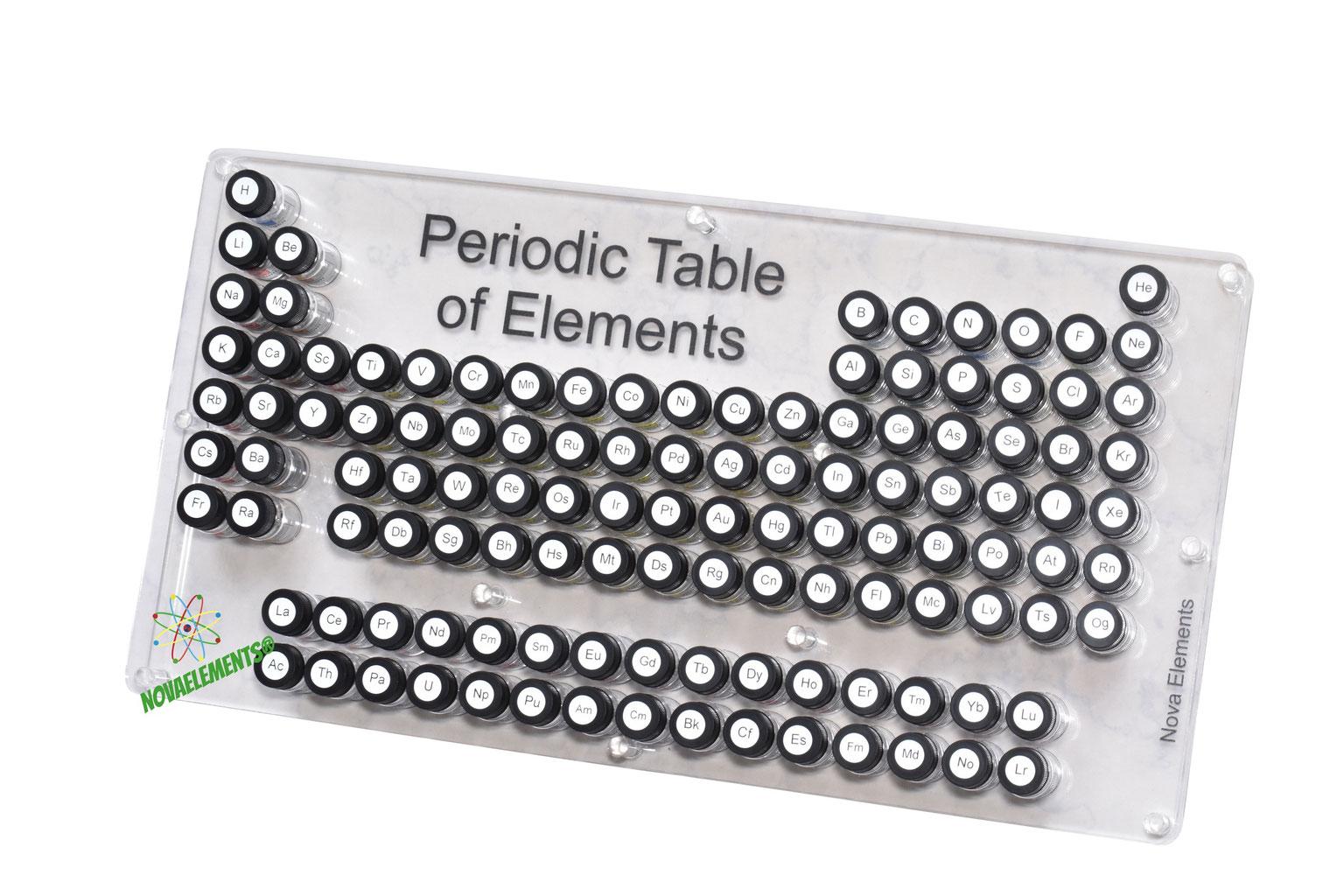 Buy Periodic Table Elements Novaelements Eu Shop