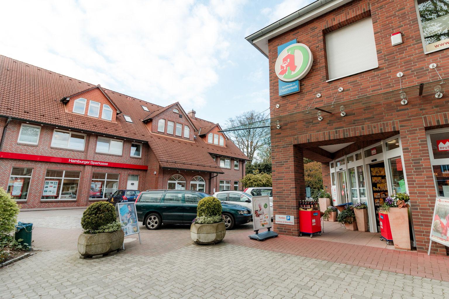Haspa Duvenstedt öffnungszeiten apotheke in duvenstedt apotheke duvenstedter damm 50 22397 hamburg