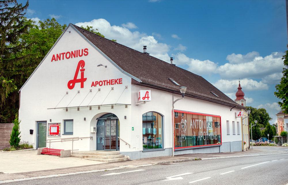 Willkommen - Antonius-Apotheke Heiligeneich