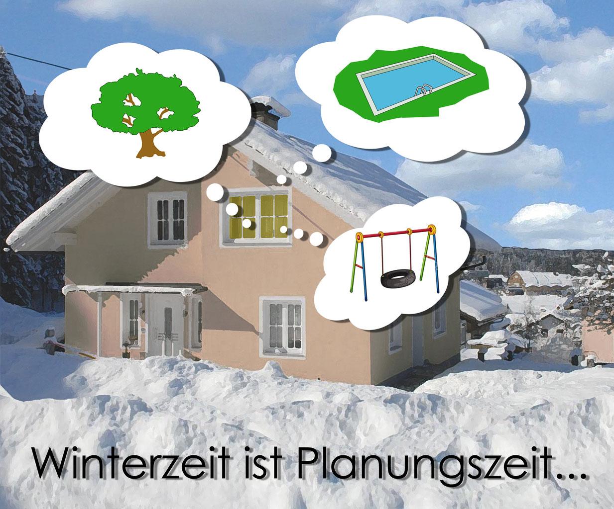 Winterzeit ist planungszeit torsten schlicht gartenplanung visualisierung hannover - Gartenplanung hannover ...