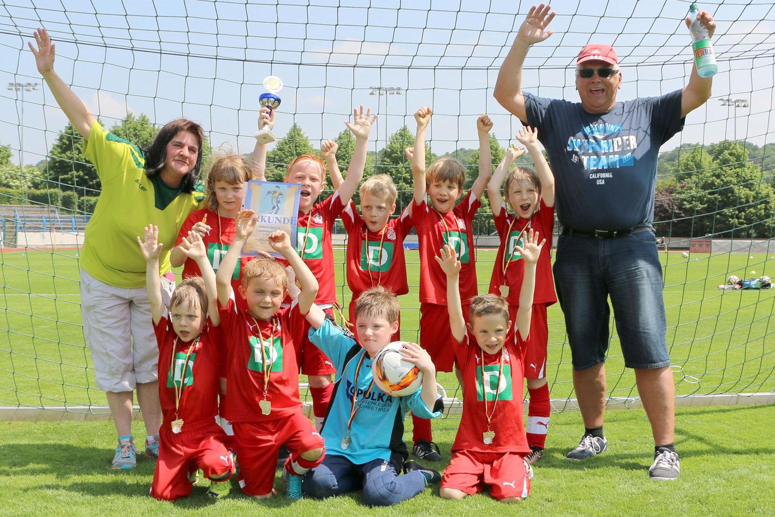 News Saison 2016/2017 - SV Tresenwald Machern