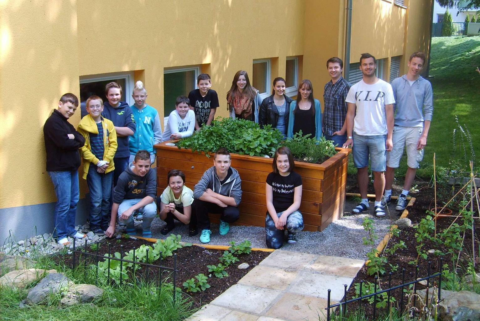 Unsere Unterrichtsprojekte - Neue Mittelschule Pressbaum