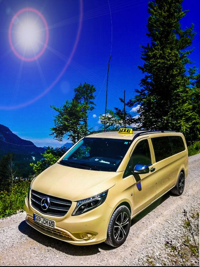 Taxi Garmisch-Partenkirchen Telefonnummer