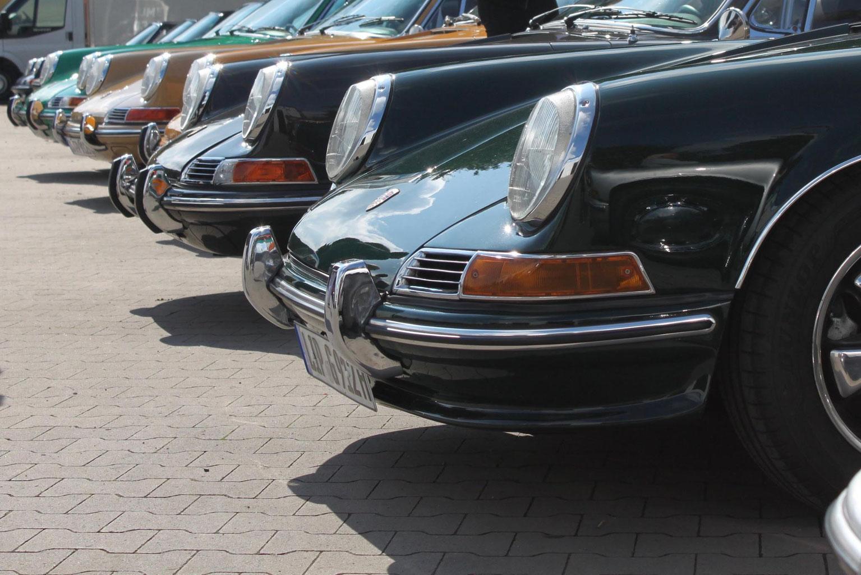 Der Porsche 912 spielte für das Unternehmen Porsche eine enorm ...