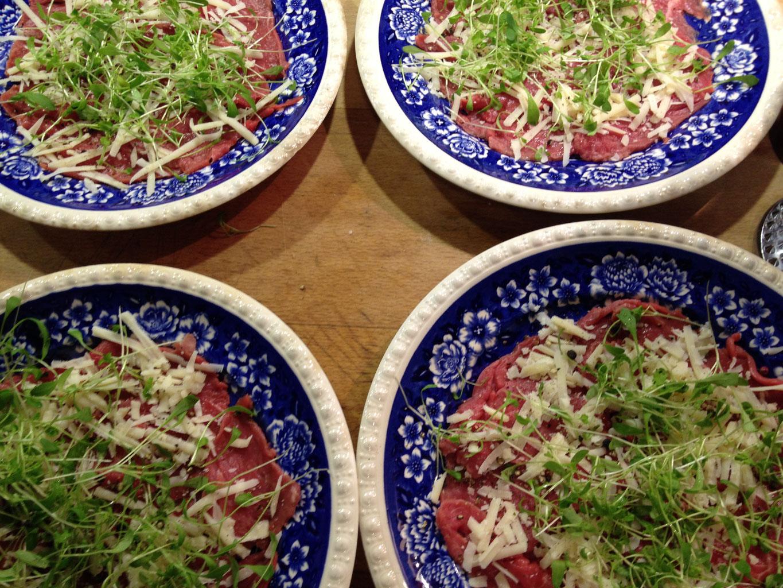 Asiatischer Glasnudelsalat mit Rindfleisch - Babsis Rezeptesammlung