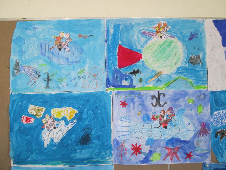 Malen Zu Geschichten Pestalozzischule Bb