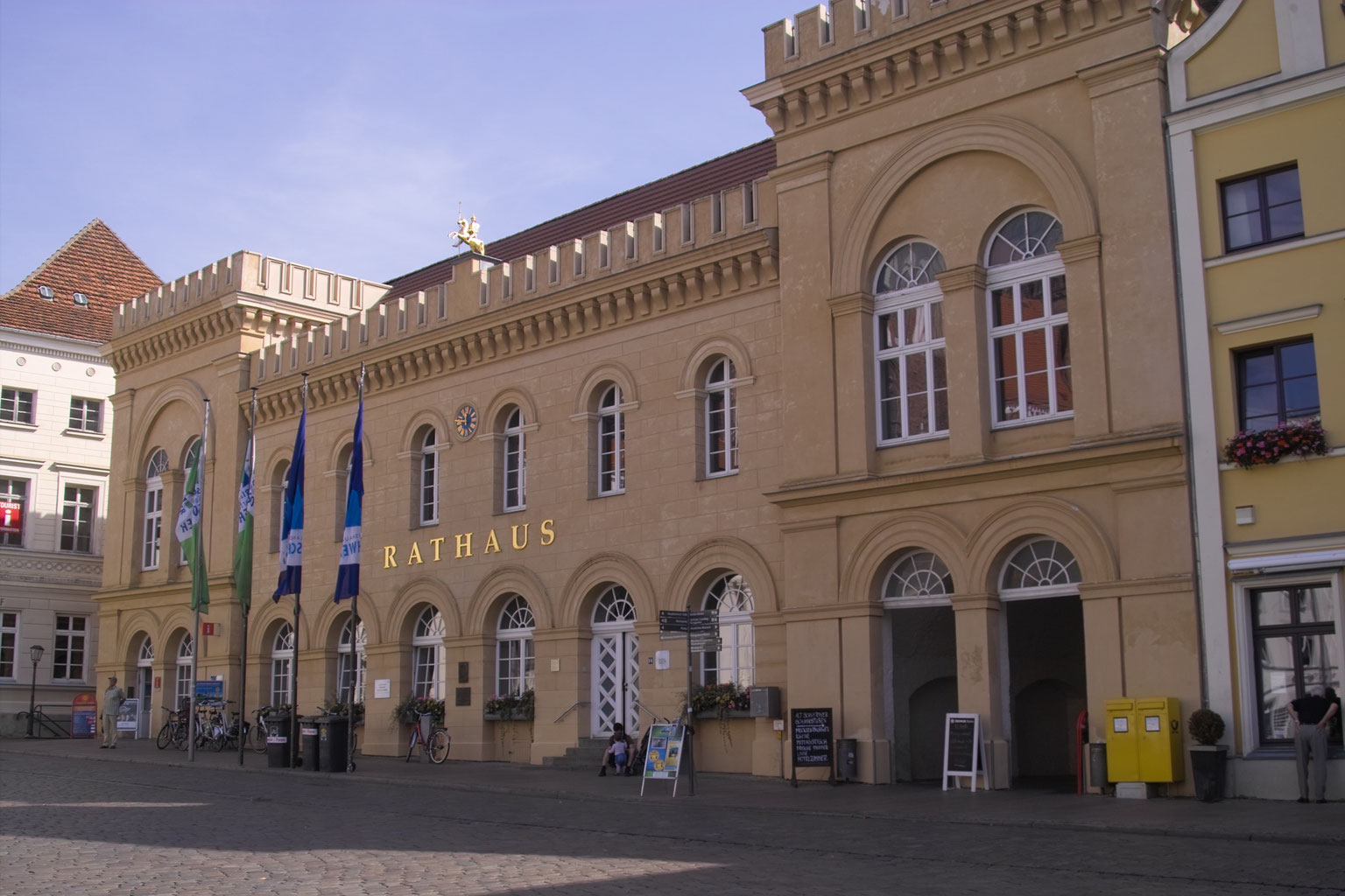 Stadtvertretung Schwerin